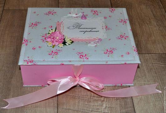 Подарки для новорожденных, ручной работы. Ярмарка Мастеров - ручная работа. Купить Мамины сокровища для девочки Maxi. Handmade. Розовый
