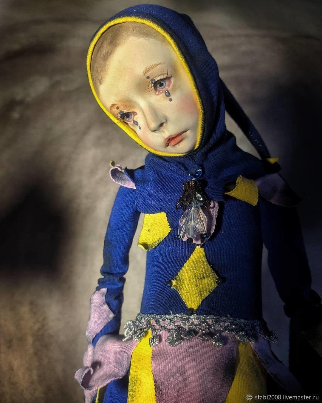 ГИДЕОН, Интерьерная кукла, Кривой Рог,  Фото №1