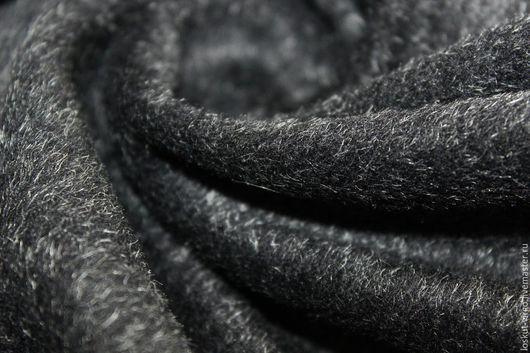 Шитье ручной работы. Ярмарка Мастеров - ручная работа. Купить Пальтовая ткань с направленным ворсом, 1350руб-м. Handmade.