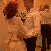 Свадебный салон ручной работы. Ярмарка Мастеров - ручная работа Свадебная пара для жениха и невесты. Handmade.