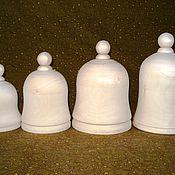 Материалы для творчества ручной работы. Ярмарка Мастеров - ручная работа Колокольчики  большие. Handmade.