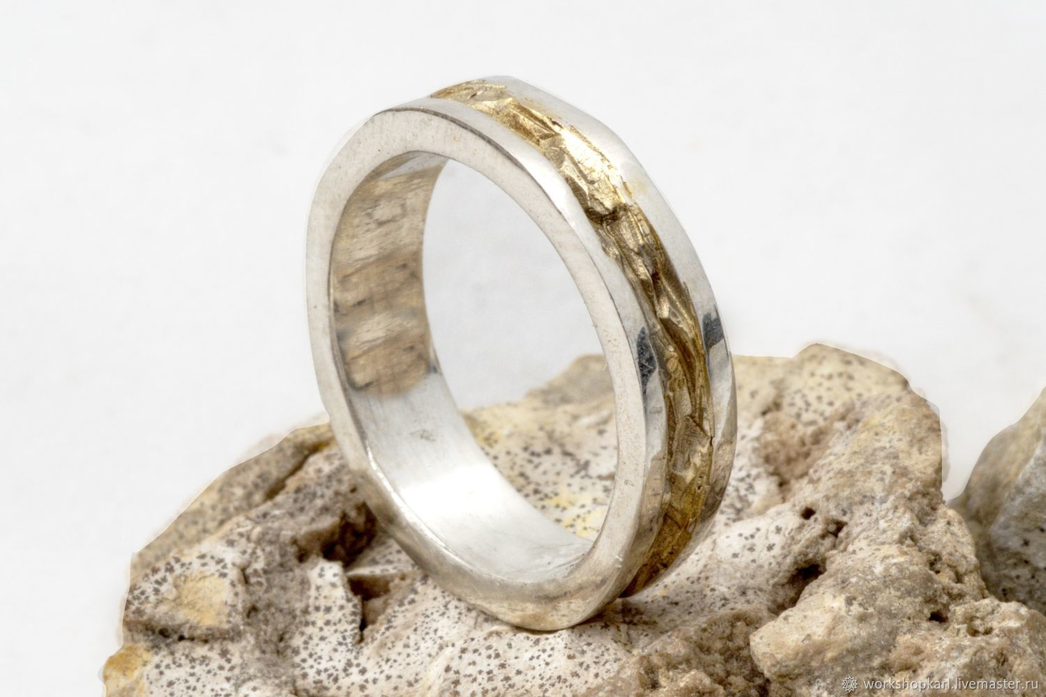 Marble quarry ring', Rings, Moscow,  Фото №1