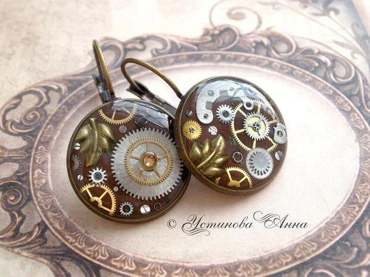 Устинова Анна, основатель стиля -Romantic Steampunk-