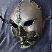 """Одежда ручной работы. Ярмарка Мастеров - ручная работа Карнавальная маска """"Инопланетный гость"""". Handmade."""