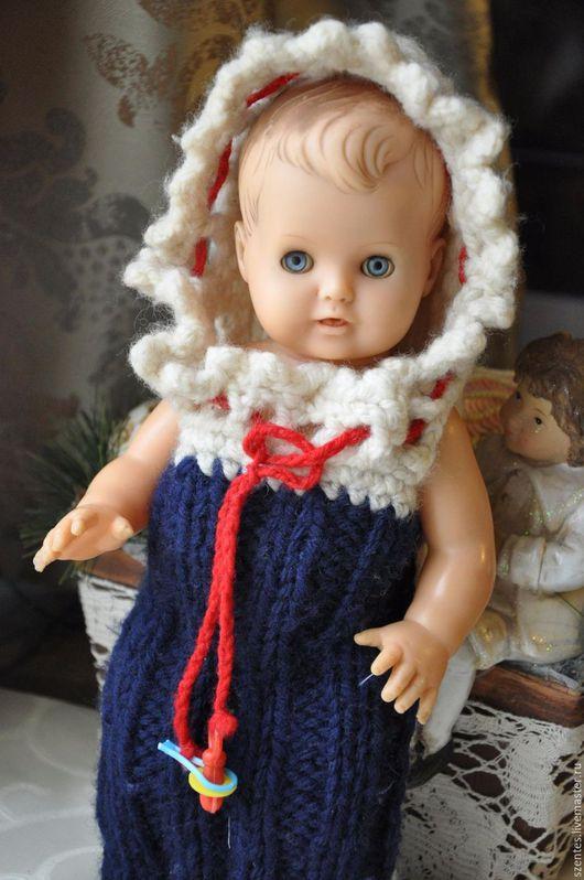 Винтажные куклы и игрушки. Ярмарка Мастеров - ручная работа. Купить Винтажный пупс. Handmade. Комбинированный, кукла детства