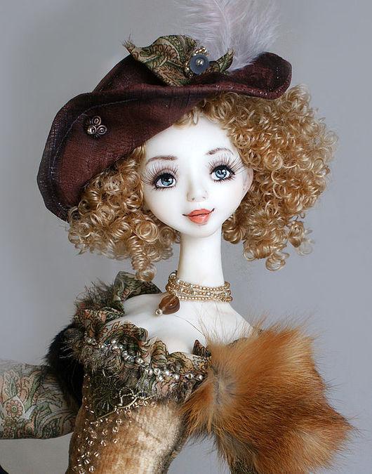 Коллекционные куклы ручной работы. Ярмарка Мастеров - ручная работа. Купить Валери. Handmade. Авторская кукла