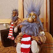 """Куклы и игрушки ручной работы. Ярмарка Мастеров - ручная работа """"Нафаня"""". Handmade."""