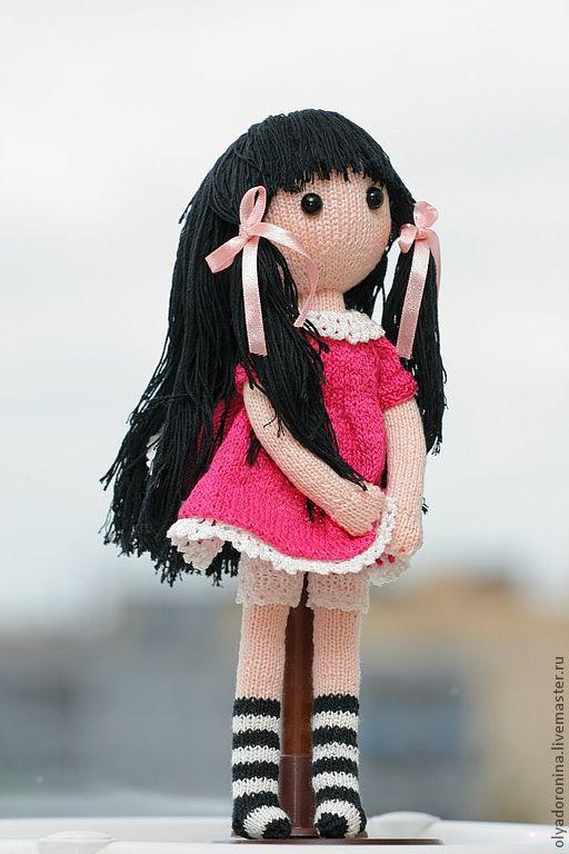Человечки ручной работы. Ярмарка Мастеров - ручная работа. Купить кукла   Молли. Handmade. Куклы и игрушки, хлопок