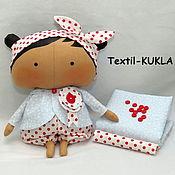 Куклы и игрушки ручной работы. Ярмарка Мастеров - ручная работа Кукла тильда Sweet doll. Handmade.