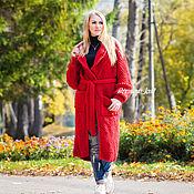 """Одежда ручной работы. Ярмарка Мастеров - ручная работа Кардиган-пальто  """"Городская жизнь"""". Handmade."""