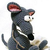 Куклы и игрушки ручной работы. Ярмарка Мастеров - ручная работа крыс Борис. Handmade.
