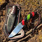 Сувениры и подарки handmade. Livemaster - original item Handmade knife
