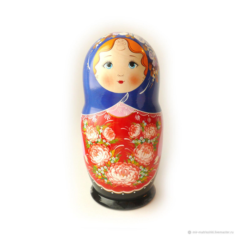 Matryoshka - The Box 'Zinaida Matreshkina' 2, Dolls1, Sarov,  Фото №1