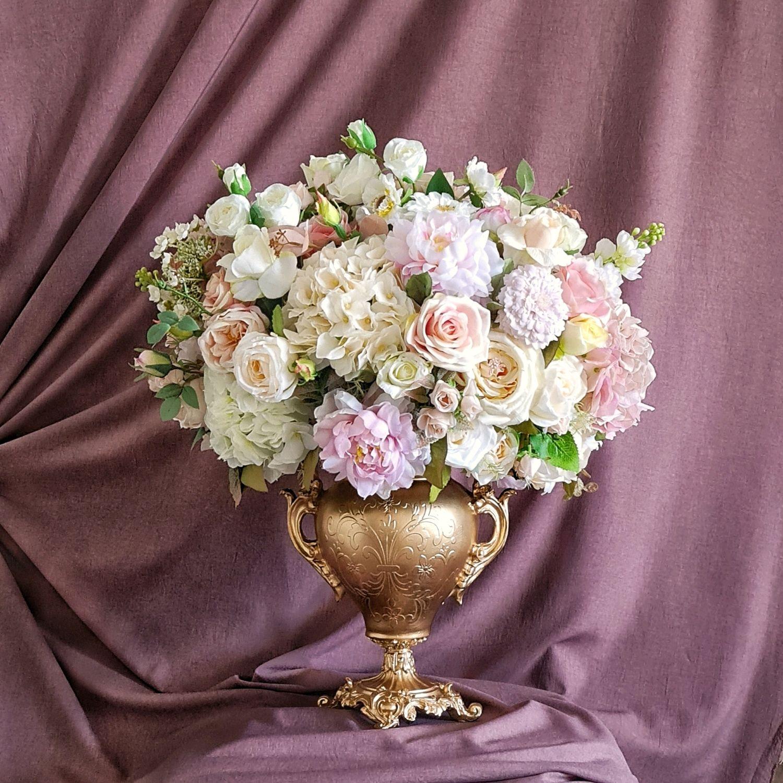 """Букет цветов в вазе """"Богаччо"""", Композиции, Энгельс,  Фото №1"""