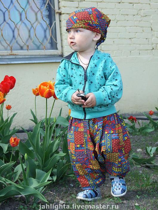 Одежда для мальчиков, ручной работы. Ярмарка Мастеров - ручная работа. Купить МикроШтанцы. Handmade. Хлопок