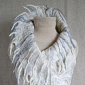 """Одежда ручной работы. Ярмарка Мастеров - ручная работа Жилет """"Зима"""" валяный. Handmade."""