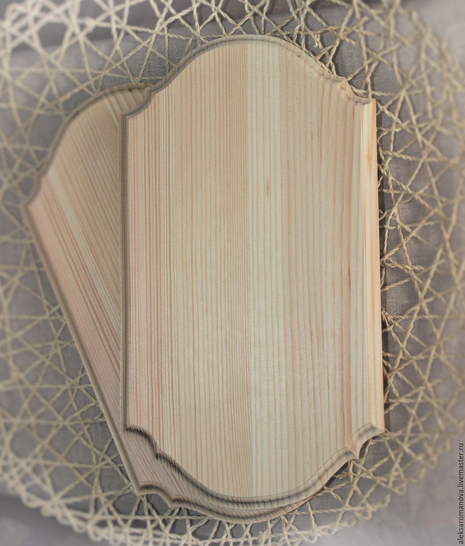 Как сделать деревянные заготовки для декупажа своими руками