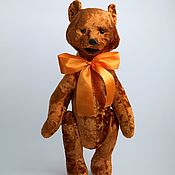 Куклы и игрушки handmade. Livemaster - original item Teddy Bear Dmitry. Handmade.