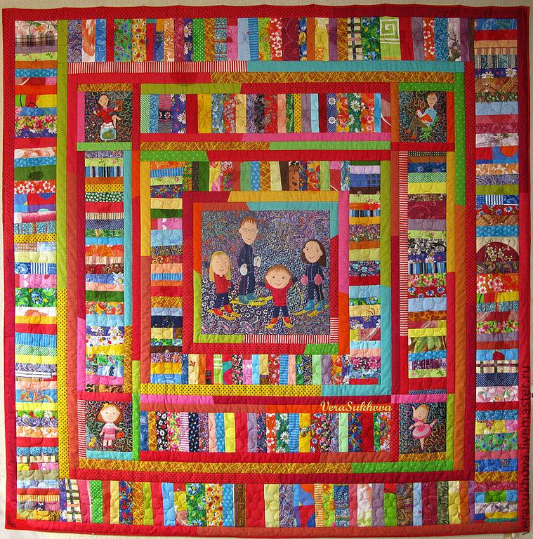 Фестиваль лоскутного шитья «Лоскутная мозайка России
