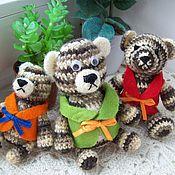 Куклы и игрушки ручной работы. Ярмарка Мастеров - ручная работа Полосатики. Handmade.