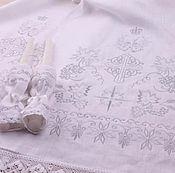 Свадебный салон ручной работы. Ярмарка Мастеров - ручная работа Венчальный набор Серебро, 3 предмета. Handmade.
