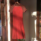 """Одежда ручной работы. Ярмарка Мастеров - ручная работа Платье """" Спелая вишня"""". Handmade."""