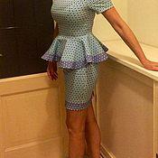 """Одежда ручной работы. Ярмарка Мастеров - ручная работа Платье  """"Ирэн"""". Handmade."""