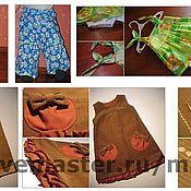 Работы для детей, ручной работы. Ярмарка Мастеров - ручная работа одежда для девочки (еще фото...). Handmade.