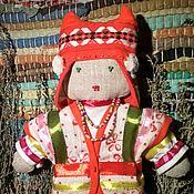 Народная кукла ручной работы. Ярмарка Мастеров - ручная работа Кукла Любомира. Handmade.