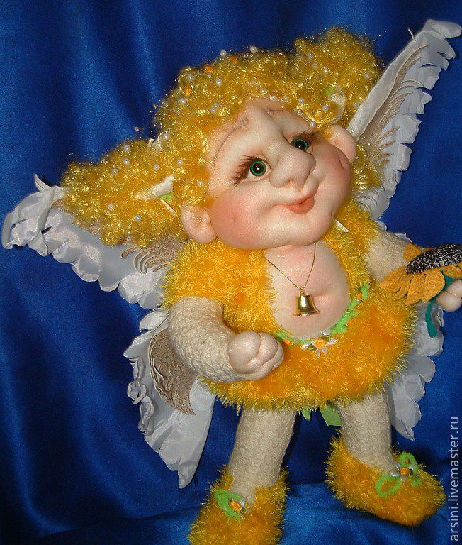 Angel, Stuffed Toys, Moscow,  Фото №1