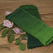 Аксессуары handmade. Livemaster - original item Set of knitted