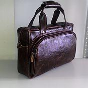 Сумки и аксессуары handmade. Livemaster - original item Bag leather 115. Handmade.