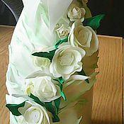 Свадебный салон ручной работы. Ярмарка Мастеров - ручная работа Свадебные аксессуары. Handmade.