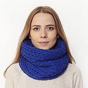Аксессуары handmade. Livemaster - original item Cashmere scarf - pipe