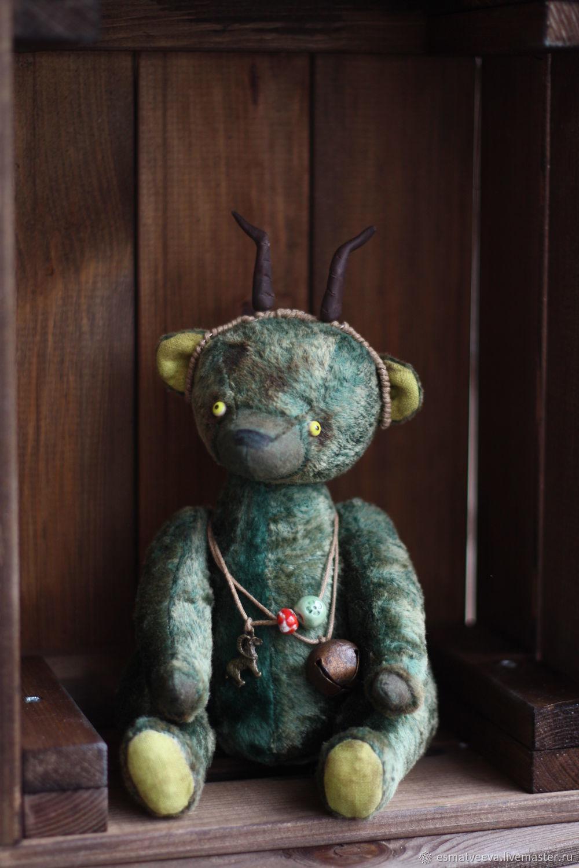 Satyr, Teddy Bears, Moscow,  Фото №1