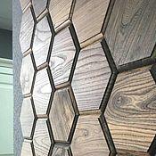 Для дома и интерьера handmade. Livemaster - original item Solid wall panels. Handmade.