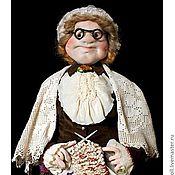 Куклы и игрушки ручной работы. Ярмарка Мастеров - ручная работа рукодельница.. Handmade.