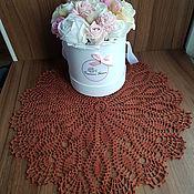 Для дома и интерьера handmade. Livemaster - original item Wonderful napkin. Handmade.