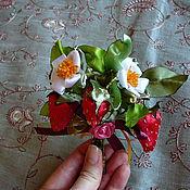 """Аксессуары ручной работы. Ярмарка Мастеров - ручная работа """"Полевые ягоды"""". Handmade."""