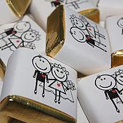 Свадебный салон ручной работы. Ярмарка Мастеров - ручная работа Funny Love..Свадебные бонбоньерки. Handmade.