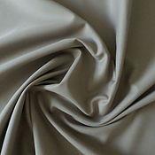 Материалы для творчества ручной работы. Ярмарка Мастеров - ручная работа Ткань костюмная, 100% хлопок, цв.хаки, Германия. Handmade.