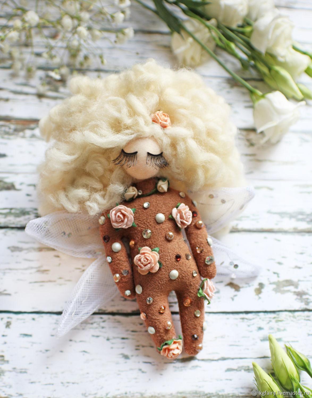 Маленькая фея (Сахарок), Куклы и пупсы, Москва,  Фото №1