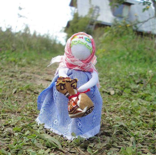 Сувениры ручной работы. Ярмарка Мастеров - ручная работа. Купить Кукла-оберег Подорожница. Handmade. Кукла обережная, оберег в дорогу
