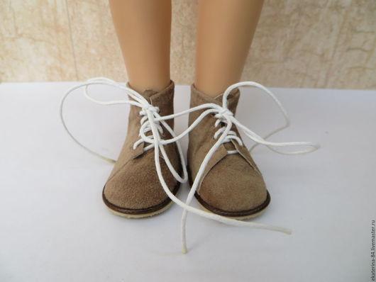Одежда для кукол ручной работы. Ярмарка Мастеров - ручная работа. Купить Ботиночки для Паолочки. Handmade. Одежда для кукол, paola reina