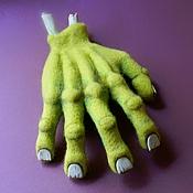 Подарки к праздникам ручной работы. Ярмарка Мастеров - ручная работа Рука зомби. Handmade.