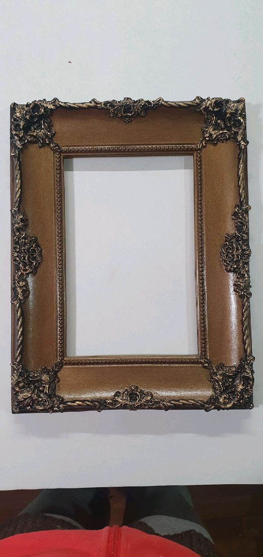 Винтажная рамка для Икон или картины  ВН 30х20см,, Иконы, Малоярославец,  Фото №1