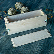 Материалы для творчества handmade. Livemaster - original item Wooden soap Mold from scratch with 2 kg Lid. Handmade.