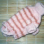 Для домашних животных, ручной работы. Ярмарка Мастеров - ручная работа Одежда для собак: свитер для чишки. Handmade.