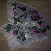 Аксессуары ручной работы. Ярмарка Мастеров - ручная работа цветочное настроение. Handmade.