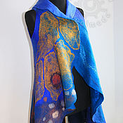 "Одежда ручной работы. Ярмарка Мастеров - ручная работа Накидка ""Madame Butterfly"". Handmade."